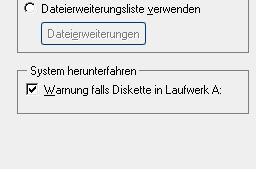 Windows 98 SE bringt beim Herunterfahren einen Bluescreen mit BIOSXLAT(04)... avira windows 98 diskettenlaufwerk disk floppy fdd error biosxlat antivirus Diese Einstellung bringt WIN98 beim Shutdown zum Absturz, wenn das Diskettenlaufwerk fehlt